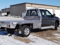 Popular Models Aluminum Truck Beds - TRB 173