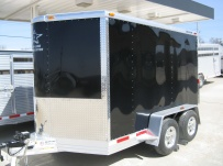 Bumper Pull Enclosed Cargo Trailers - BPDF 35