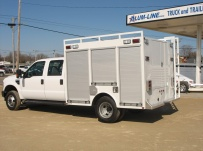 Rescue Body Aluminum Truck Bodies - RFB 39A