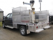 Contractor Component Truck Bodies - CP 75