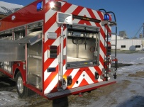 Rescue Body Aluminum Truck Bodies - RFB 61B