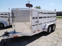 Showmaster Low Profile Small Livestock Trailers - BPLPSM 37