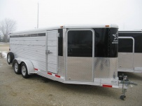 Showmaster Low Profile Small Livestock Trailers - BPLPSM 35A