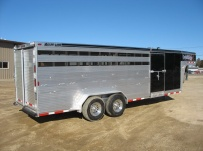 Commercial Gooseneck Livestock Trailers - GNL 69A