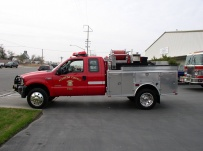 Rescue Body Aluminum Truck Bodies - RFB 70