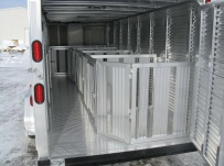 Showmaster Low Profile Small Livestock Trailers - BPLPSM 21B