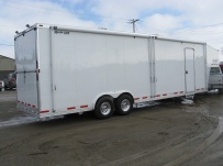 Gooseneck Enclosed Cargo Trailers - GNDF 37A