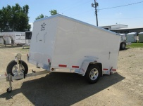 Dual Line Enclosed Cargo Trailers - DLENC 3D