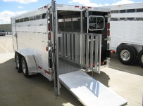 Showmaster Low Profile Small Livestock Trailers -  BPLPSM 22