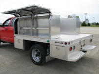 Fire and Brush Body Truck Bodies - GB 55A