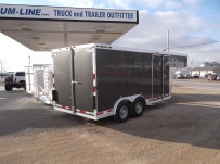 Gooseneck Enclosed Cargo Trailers - GNDF 41A