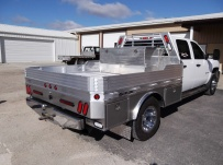 Popular Models Aluminum Truck Beds - TRB 156