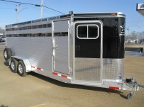 Showmaster Low Profile Small Livestock Trailers - BPLP4V 32A