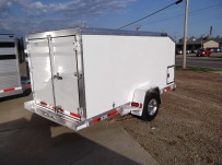Bumper Pull Enclosed Cargo Trailers - BPDF 51B