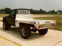 Popular Models Aluminum Truck Beds - TRB 15