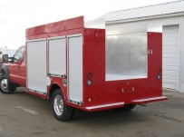 Rescue Body Aluminum Truck Bodies - RFB 54A