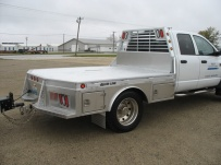 Popular Models Aluminum Truck Beds - TRB 101