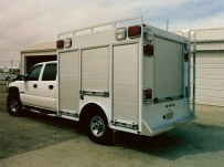 Rescue Body Aluminum Truck Bodies - RFB 21A