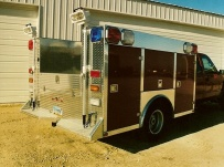 Rescue Body Aluminum Truck Bodies - RFB 19