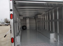 Bumper Pull Automotive All Aluminum Enclosed Trailers - BPA 80B