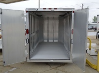 Bumper Pull Enclosed Cargo Trailers - BPDF 92B