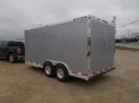 Bumper Pull Enclosed Cargo Trailers - BPDF 96A