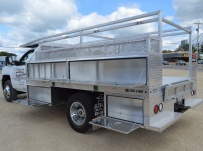 Contractor Component Truck Bodies - CP 144A