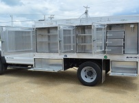 Contractor Component Truck Bodies - CP 147