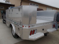 Contractor Component Truck Bodies - CP 153A
