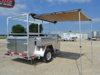 Camping Trailers Toy Haulers - CT 26C