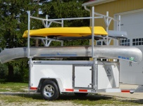 Camping Trailers Toy Haulers - CT 28B