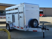 Dual Line Small Livestock Trailers - DL 26