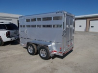 Dual Line Small Livestock Trailers - DL 27A