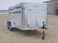 Dual Line Small Livestock Trailers - DL 29A