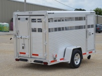 Dual Line Small Livestock Trailers - DL 31A
