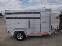 Dual Line Small Livestock Trailers - DL 32B