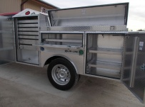 Contractor Component Truck Bodies - CP 157B