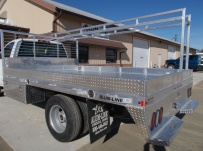 Specialized Aluminum Truck Beds - STB 307