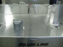 Aluminum Fish Tanks - FT 1E