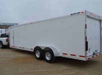 Gooseneck Enclosed Cargo Trailers - GNDF 66