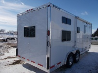 Gooseneck Enclosed Cargo Trailers - GNDF 67B