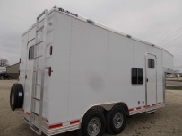 Gooseneck Enclosed Cargo Trailers - GNDF 69A
