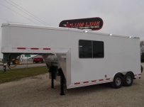Gooseneck Enclosed Cargo Trailers - GNDF 69B