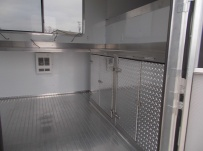 Gooseneck Enclosed Cargo Trailers - GNDF 69C