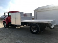 Specialized Aluminum Truck Beds - STB 305A