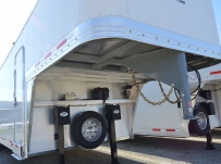 Gooseneck Enclosed Cargo Trailers - GNDF 65A