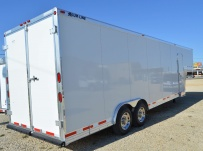 Gooseneck Enclosed Cargo Trailers - GNDF 65B