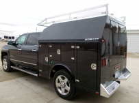 Enclosed Models Service Truck Bodies - SBE 42A