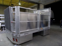 Specialized Aluminum Truck Beds - STB 287B