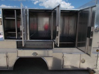 Specialized Aluminum Truck Beds - STB 294B